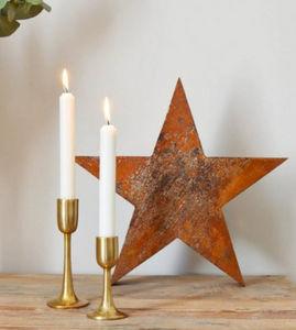 MAISON ROUSSOT - petit modèle / or - Candlestick