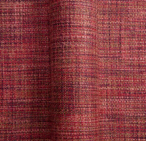 CREATIONS METAPHORES - vienne prunes - Upholstery Fabric