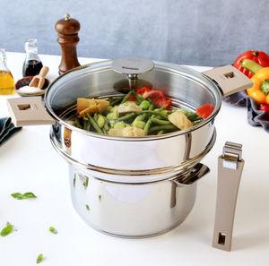 Cristel - mutine - Steam Cooker