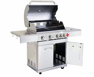 GREADEN -  - Gas Fired Barbecue
