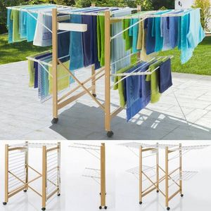 PROBACHE -  - Freestanding Clothes Drying Rack