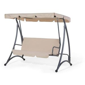 BELIANI - balancelle 1413341 - Swinging Chair