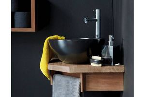 Line Art -  - Bathroom Shelf