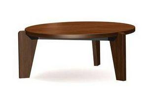 VITRA -  - Pedestal Table