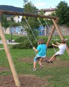Cpr Contract -  - Outdoor Playset