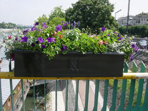 Larbaletier -  - Planter Bracket