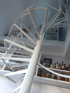 TRESCALINI - hélix - Spiral Staircase