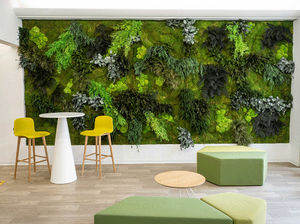 GREENAREA -  - Grass Covered Wall