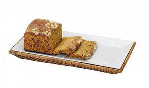 Rectangular sandwich tray