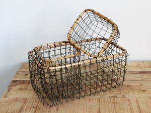 MADAM STOLTZ -  - Basket