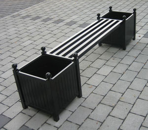 Classic Garden Elements -  - Garden Bench