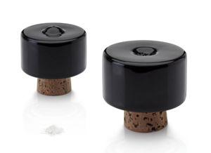 Tonfisk Design - shakers - Saltcellar And Pepperpot