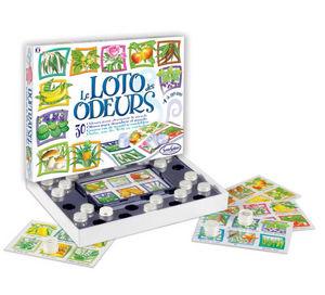 Sentosphere - le loto des odeurs - Educational Games