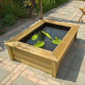 GAMM VERT -  - Garden Pond