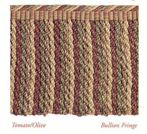 Colefax And Fowler -  - Fringe