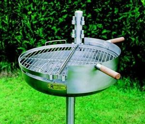 Blackforge Barbecues -  - Charcoal Barbecue