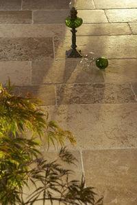 Occitanie Pierres - dallage auberoche vieux quercy - Stone Tile