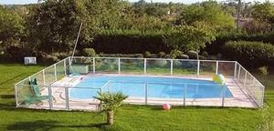 Lignes & Alu Aqual -  - Pool Fence