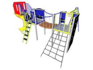 Smp Playgrounds -  - Outdoor Playset
