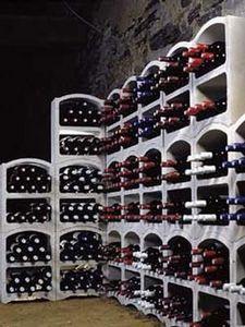 Le Bloc Cellier -  - Bottle Rack