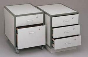 Csi Security -  - Mobile Desk Drawer Unit
