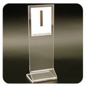 Acrylic Design -  - Display Shelf