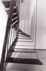 HORUS FERRONNERIE -  - Suspended Staircase