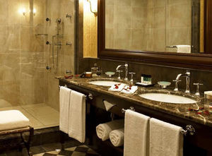 HÔTEL METROPOLE MONACO -  - Ideas: Hotel Bathrooms