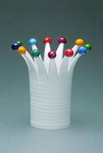 Faienceries D'art De Malicorne -  - Flower Vase