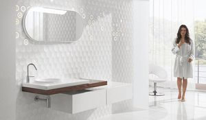SOLUS CERAMICS - bubble - Wall Tile