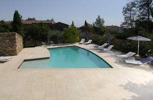 Rouviere Collection - découpes de dalles et margelles - Pool Border Tile