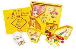 Vilac -  - Yellow Dwarf Board Game