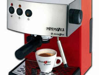 DEMOKA - m-391 cafetera exprés - Espresso Machine