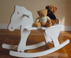 GRIS ALBA DECORACION -  - Rocking Horse