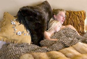 CATHERINE REGEHR -  - Bedspread