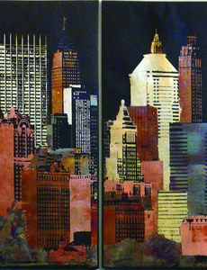 ULGADOR - manhattan - Decorative Panel