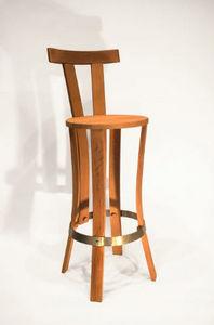 MEUBLES EN MERRAIN - brut de fût h80 - Bar Chair