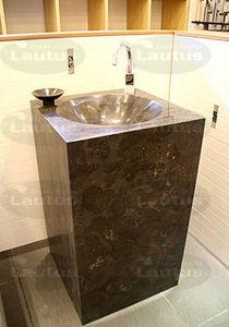 Lautus -  - Pedestal Washbasin