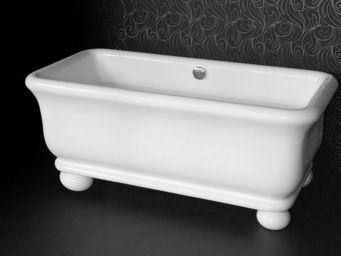 THE BATH WORKS - roman - Freestanding Bathtub With Feet