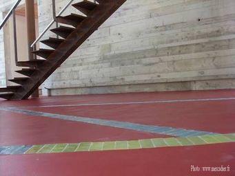 MERCADIER - ebc - Concrete Floor