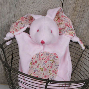Balade En Roulotte - lapin tendresse - Soft Toy