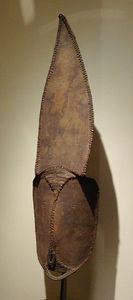Galerie Meyer Oceanic Art -  - Oceanian Mask