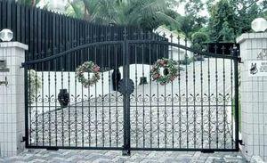 Grande Forge -  - Entrance Gate