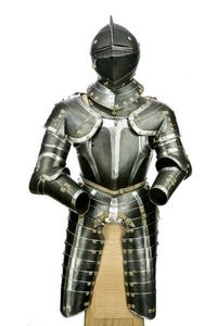 Peter Finer -  - Armour
