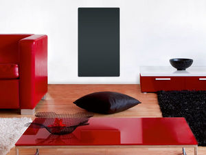 SOLARIS LE BIEN ÊTRE DIFFÉRENT-FONDIS - solaris® salon noir soft touch - Panel Heater