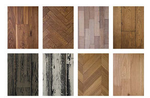 Solid Floor -  - Solid Parquet