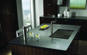 SILESTONE COSENTINO - gamme platinuim : zirconium - Kitchen Worktop