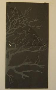 stratos-pizarra - detalle vegetal - Relief Engraving