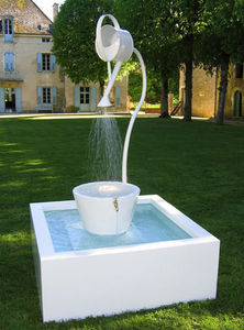 Olikid - leopold xl-- - Outdoor Fountain