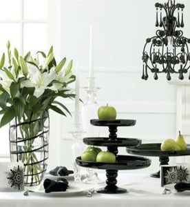 Two's Company Europe Magnum -  - Tiered Tray